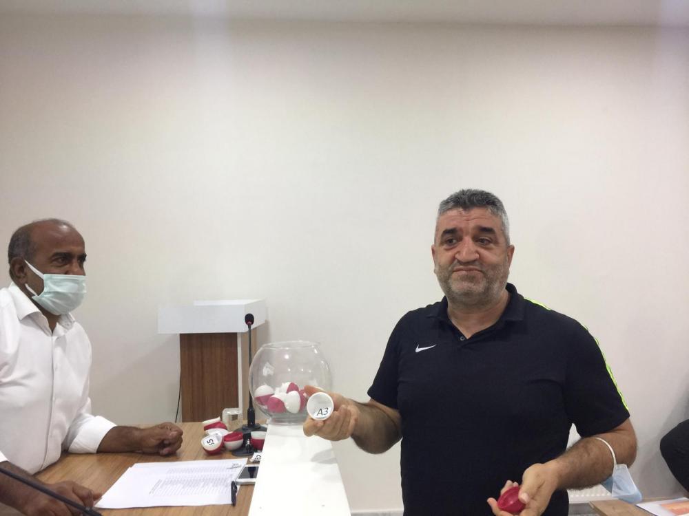 2021 2022 futbol sezonu 1 amator ligi 23 ekim 2021 tarihinde basliyor